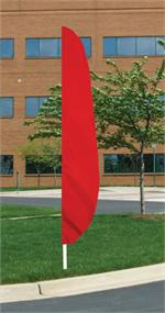 FEATHER FLAG CANADA RED 12 FT